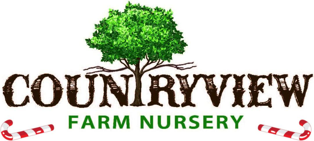 Countryview Christmas Nursery Logo